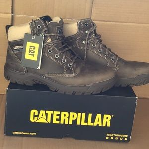 Caterpillar waterproof boot